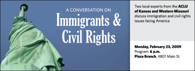 A Conversation on Immigrants and Civil Rights