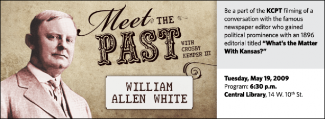 Meet the Past: William Allen White
