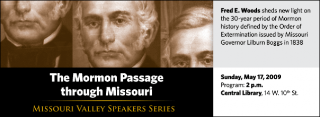 Fred E. Woods sheds new light on the 30 year period of Mormon history defined by the Order of Extermination issued by Misosuri governor Lilburn Boggs in 1838