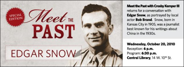 Meet the Past with Crosby Kemper III returns