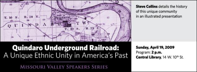 Quindaro Underground Railroad: A Unique Ethnic Unity in America's Past