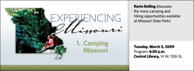 Camping Missouri