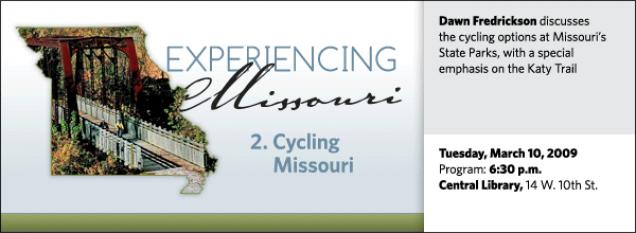 Cycling Missouri