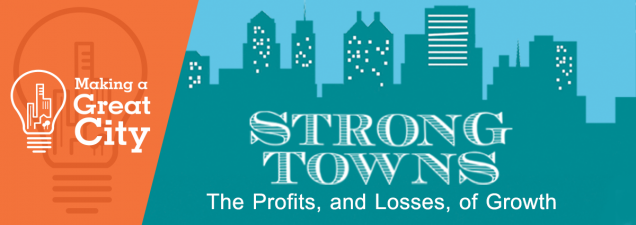 Chuck Marohn, founder of the nonprofit Strong Towns, launches the new Making a Great City series with a critical look at how we build our cities and towns – in Kansas City and elsewhere. Current land use and transportation patterns aren't cost-effective, he says. Change is needed.