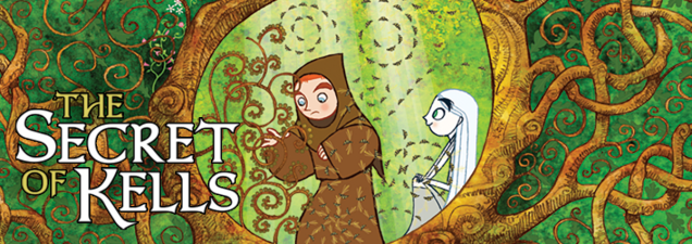 Youthful attendees and their families can take in the Irish animated fantasy film The Secret of Kells (2009; NR), an Oscar nominee drawn from Celtic mythology. Plus, learn an Irish dance and enjoy themed coloring books.