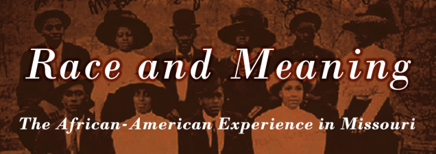In conjunction with Black History Month, Gary Kremer, director of the State Historical Society of Missouri, examines the journey of Missouri's African-Americans in a discussion of his book Race and Meaning.