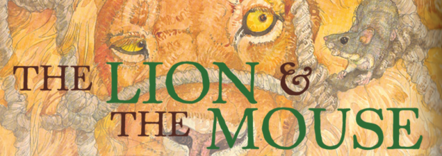 Coterie Theatre artists resume their monthly interactive story times for children and their parents, spotlighting Jerry Pinkney's Caldecott Medal-winning picture book The Lion and the Mouse. It's an adaptation of one of Aesop's most beloved fables.