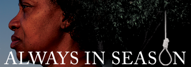 With a screening and discussion of the 2019 documentary Always in Season, the Indie Lens Pop-Up cinema series examines the lingering impact of lynching, connecting this decades-ago form of terrorism to today's racial violence and asking: Does it still occur?
