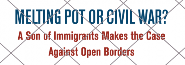 Reihan Salam, executive editor of National Review and the son of Bangladeshi immigrants, discusses his book Melting Pot or Civil War? A Son of Immigrants Makes the Case Against Open Borders. It sees the United States' immigration crisis as solvable with … ahem, compromise.
