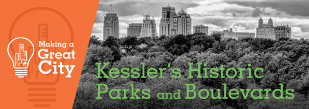 Kurt Culbertson, the chairman and CEO of Design Workshop and a George Kessler historian, launches a three-part study of Kansas City's distinctive system of parks and boulevards with a look at the visionary, late-19th-century landscape architect who designed them.