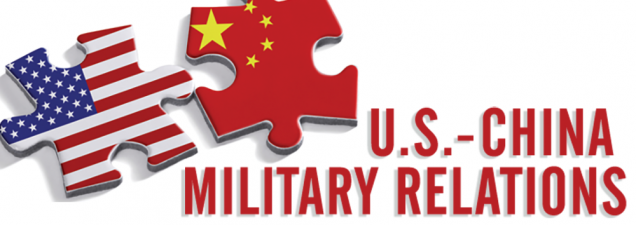 Military historian Geoff Babb of the U.S. Army Command and General Staff College examines the historical twists and turns of America's military relationship with China. The two great powers have moved from enemies to near-allies to strategic competitors, with current relations complicated by tensions with North Korea.