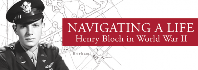 Celebrating the release of a book about his experiences as a navigator on B-17 bombers during World War II – he flew 32 combat missions – Henry W. Bloch sits down with author John Herron to discuss his wartime exploits and how they helped shape the H&R Block co-founder as a businessman.