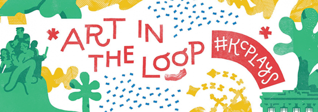 As Kansas City's 2018 Art in the Loop Project: KC Plays! prepares to open, a number of the participating artists, dancers, musicians, and poets take turns discussing their works. They are introduced by art directors Jahaira Aguilar and Andrew Lattner.