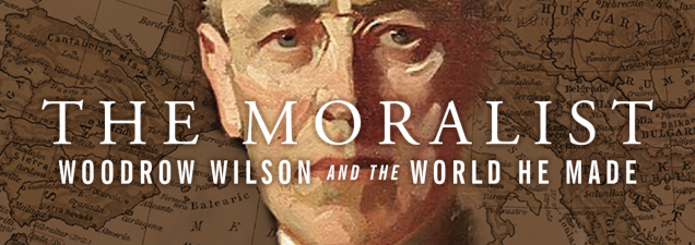 In a discussion of her new book, Patricia O'Toole examines the complicated legacy of 28th President Woodrow Wilson. He was a driving force behind the creation of the League of Nations but also a party to the suppression of political dissent and supporter of segregation.