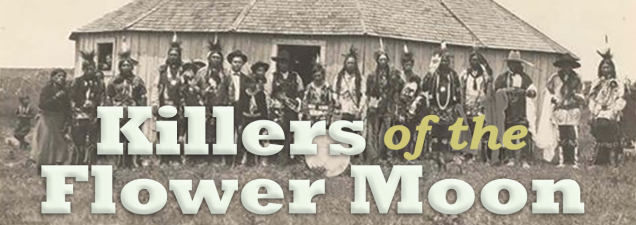In a discussion of one of the year's most heralded books, Killers of the Flower Moon: The Osage Murders and the Birth of the FBI, author David Grann examines the deadly conspiracy targeting the oil-rich Osage Indian Reservation in the early 1920s.