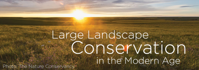Land conversation and climate change expert James Levitt examines the challenges of protecting today's large areas of natural land, including the Flint Hills of Kansas and Oklahoma. At stake are nature's ability to withstand climate change, species survival, and the quality of human life.