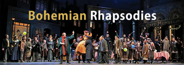 David Charles Abell, who'll conduct the Lyric Opera of Kansas City's production of La bohème in November, examines the enduring charm of its music and the Henri Murger novel that inspired it – and many other adaptations including the Broadway musical RENT.
