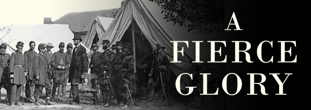 """In a discussion of his new book A Fierce Glory: Antietam – The Desperate Battle that Saved Lincoln and Doomed Slavery, historian Justin Martin takes a fresh look at the historically bloody battle that became a watershed in the Civil War. It was a tactical draw, but a Confederate retreat gave Abraham Lincoln the """"victory"""" he sought before issuing the Emancipation Proclamation."""