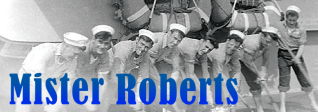 Commemorating Veterans Day, members of Kansas City's Equity Actors' Readers' Theatre (EARTh) deliver a script-in-hand performance of one of the most beloved stage and screen treatments of World War II – winner of the 1948 Tony Award for best play.
