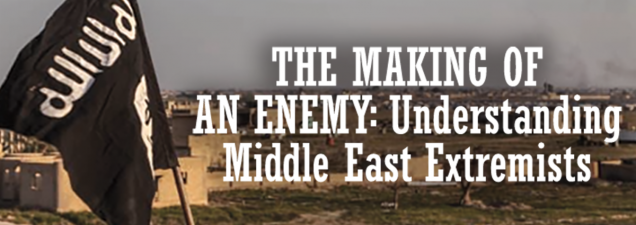Brian Steed, a military historian at the U.S. Army Command and General Staff College and a Middle East foreign area officer, assesses widespread anti-American sentiment in the region and the extremist ideology, objectives, and actions arising from it.