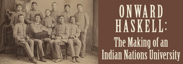 Historian Eric Anderson discusses the tumultuous, yet formative, beginnings of Haskell Indian Nations University in Lawrence, Kansas. It evolved from a government-run boarding school intent on destroying the tribal identity of its students into a leading institution of higher education that celebrated Native culture.