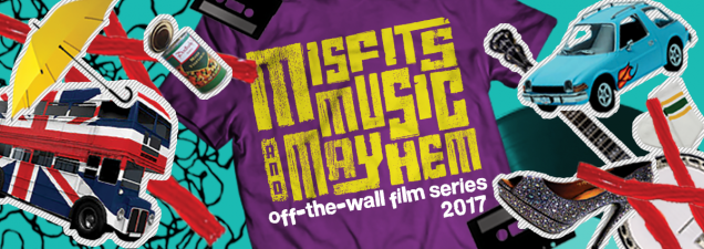 This year the Library's FREE rooftop summer film series highlights quirky characters fighting the status quo. These madcap movie escapades are set to memorable soundtracks ideally produced to serve up shenanigans.